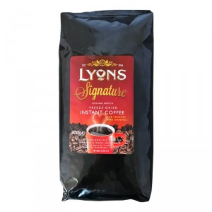 Lyons Signature Freeze Dried Instant Coffee